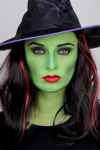 Sexy Witch Makeup